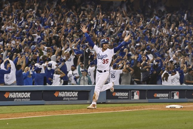 Dodgers advance to NLDS vs. Giants with dramatic walk-off homer to beat Cards