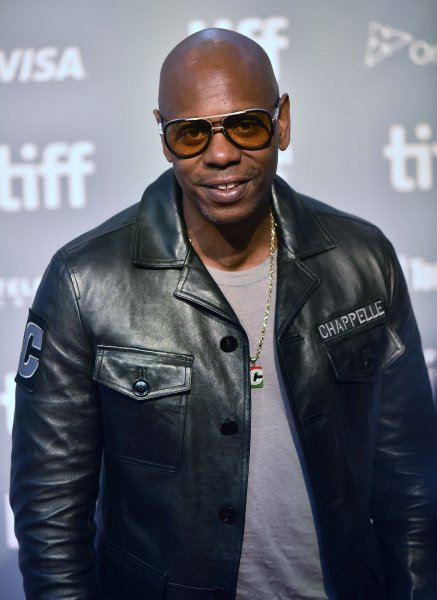 Comedian Dave Chapelle is scheduled to make his Broadway debut with a new stand-up show this summer.  File Photo by Christine Chew/UPI