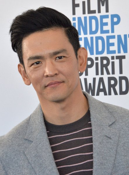 Actor John Cho's knee injury has shut down production on the Netflix miniseries, Cowboy Bebop. File Photo by Jim Ruymen/UPI