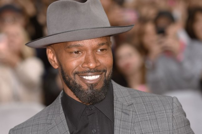 Jamie Foxx will receive the Spotlight Award, Actor, at the Palm Springs International Film Festival in January. File Photo by Christine Chew/UPI