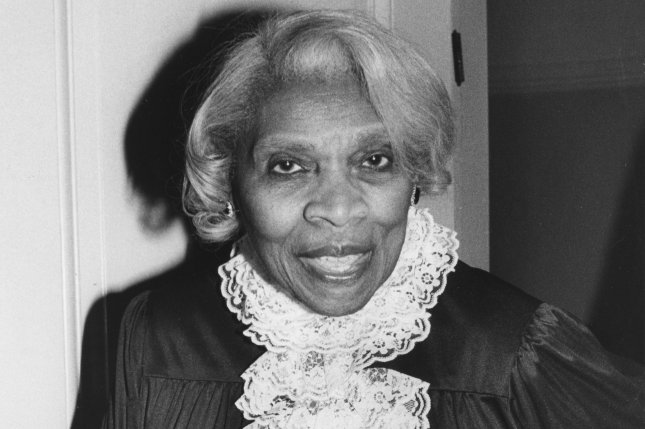 On April 8, 1993, Marian Anderson, the first African-American singer to appear at New York's Metropolitan Opera, died at age 91. UPI File Photo