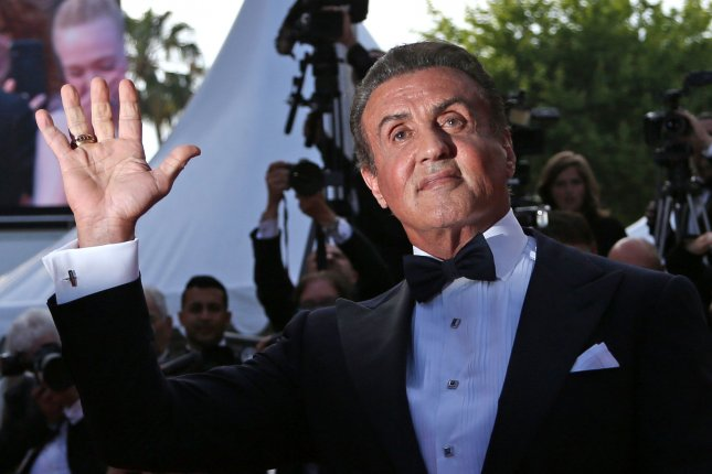 Sylvester Stallone has confirmed he filmed a role in The Suicide Squad. File Photo by David Silpa/UPI