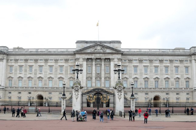 Buckingham Palace said on Tuesday that the royal family will handle allegations of racism privately. File Photo by Hugo Philpott/UPI