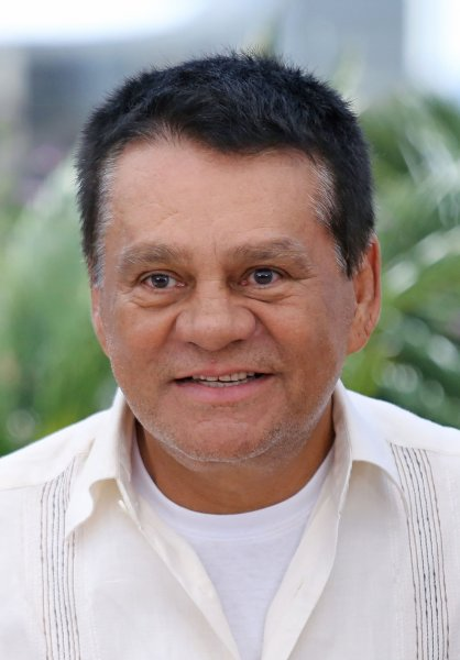 Roberto Duran arrives at a photocall for the film Hands of Stone during the 69th annual Cannes International Film Festival in France on May 16, 2016. The boxer turns 70 on June 16. File Photo by David Silpa/UPI