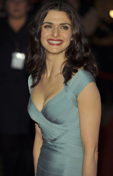Rachel Weisz arrives for the world premiere of The Brothers Bloom at Ryerson Theater during the Toronto International Film Festival in Toronto, Canada on September 9, 2008. (UPI Photo/Christine Chew)