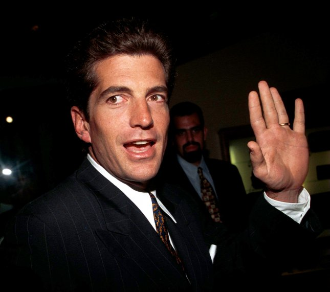 If John F. Kennedy Jr., pictured in November 1996, had lived, it's entirely possible he would be running for president this year instead of Hillary Clinton. File Photo by Jim Ruymen/UPI