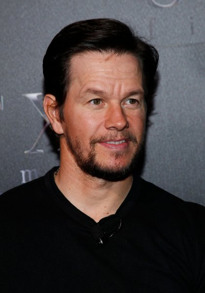 Actor Mark Wahlberg arrives for the STXfilms The State of the Industry: Past, Present And Future presentation at CinemaCon on March 28. A new trailer for Wahlberg's movie Transformers: The Last Knight was released Wednesday. File Photo by James Atoa/UPI