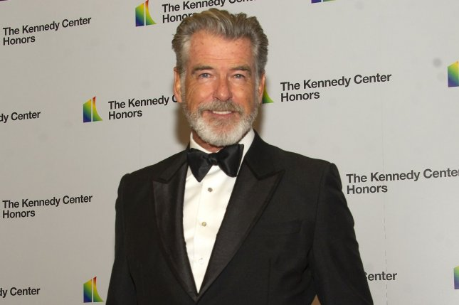 Pierce Brosnan will star in The Last Rifleman, a new film from director Terry Loane. File Photo by Ron Sachs/UPI
