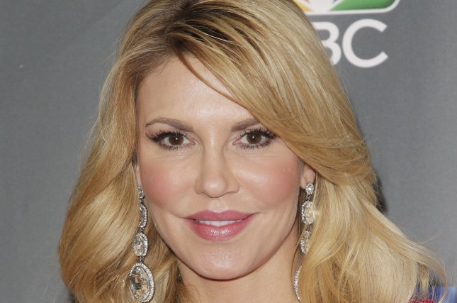 Brandi Glanville gave an update after being hospitalized for a possible infected spider bite. File Photo by John Angelillo/UPI