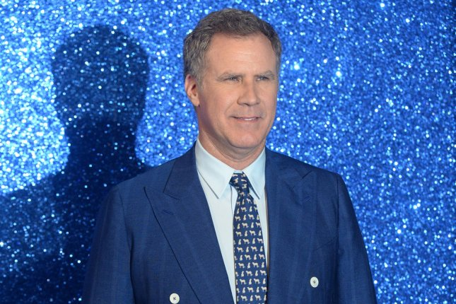 "Will Ferrell attends the U.K. premiere of ""Zoolander 2"" at Empire Leicester Square in London on February 4, 2016. Ferrell reprised his role as sports announcer Harry Caray Monday on Jimmy Kimmel Live! to discuss the Chicago Cubs reaching the World Series. File Photo by Paul Treadway/UPI"