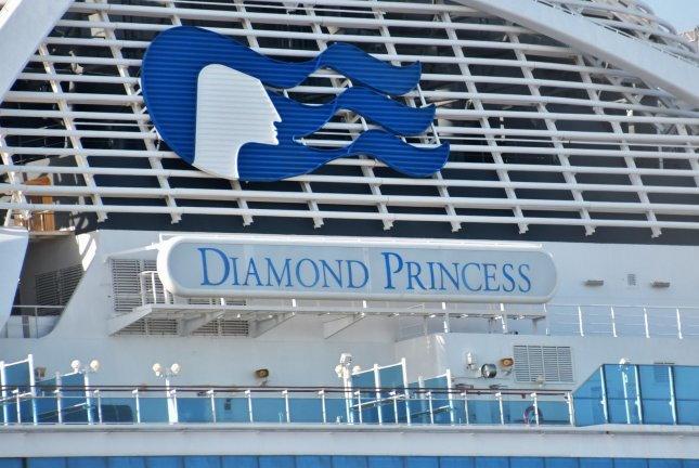 A second Princess Cruises vessel has been asked to idle off the coast of California to test passengers for COVID019 after the Diamond Princess was quarantined off Japan in February. Photo by Keizo Mori/UPI