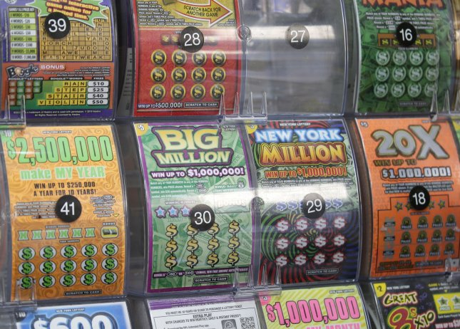 Rudy Mendez of Foristell, Mo., said a fortuitously-timed phone call led him to stop at the convenience store where he bought a $2 million winning lottery ticket. File Photo by John Angelillo/UPI