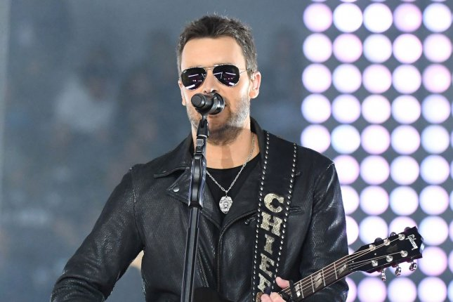 Eric Church released Heart, the first part of his three-part album Heart & Soul. File Photo by Ian Halperin/UPI