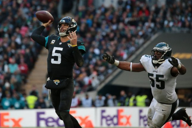 Jacksonville Jaguars hope bye week is the solution - UPI.com c4f5b1ce8