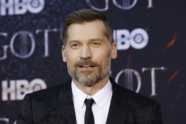 Game of Thrones star Nikolaj Coster-Waldau reprises his role as Jaime Lannister in a new Full House sketch on Jimmy Kimmel Live. File Photo by John Angelillo/UPI