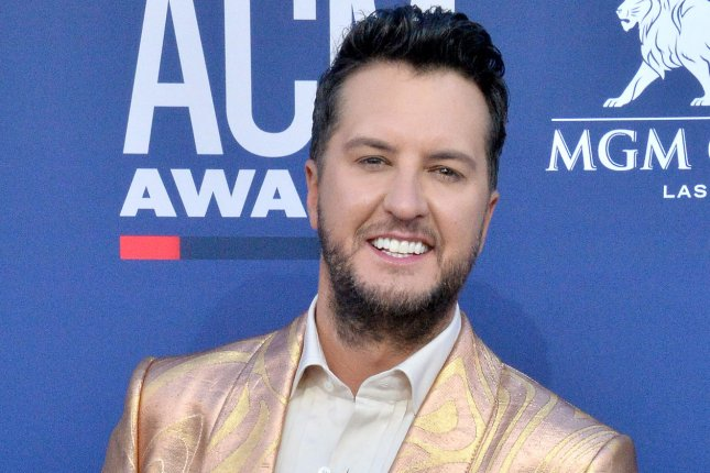 Luke Bryan will support American farming communities by performing several shows at rural venues. File Photo by Jim Ruymen/UPI