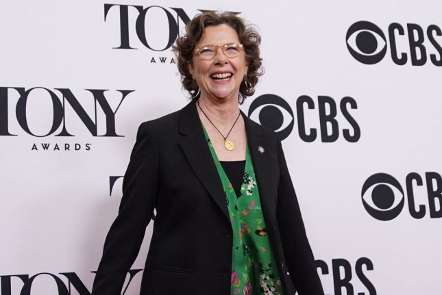Annette Bening will be starring in a reading of the Mueller Report alongside an all-star cast that also includes Mark Hamill. File Photo by John Angelillo/UPI