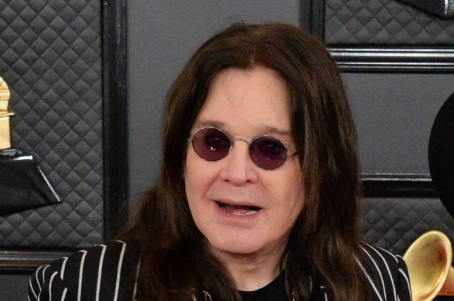 Ozzy Osbourne will be the subject of a new A&E Biography. File Photo by Jim Ruymen/UPI