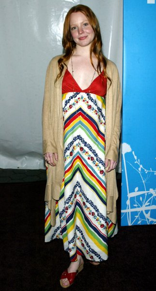 Lauren Ambrose of The Return of Jezebel James arrrives at the Fox 2007 Programming Presentation at Wollman Rink in Central Park in New York on May 17, 2007. (UPI Photo/Laura Cavanaugh)