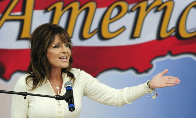 Former Alaskan Gov. Sarah Palin is no longer under contract as a contributor at Fox News Channel, the network confirmed. 2011 file photo. UPI/Steve Pope