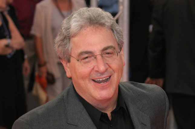 Director Harold Ramis arrives at a screening of his new film The Ice Harvest during the 31st annual American Film Festival in Deauville, France on September 3, 2005. (UPI Photo/David Silpa)