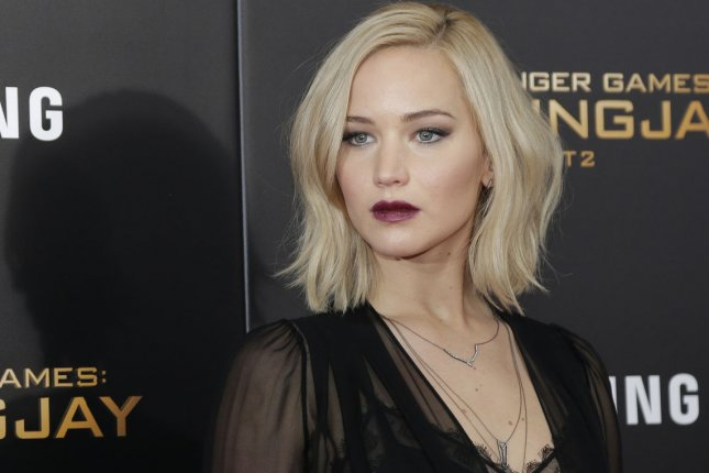 Jennifer Lawrence arrives on the red carpet at The Hunger Games: Mockingjay- Part 2 New York Premiere on November 18, 2015 in New York City. File Photo by John Angelillo/UPI