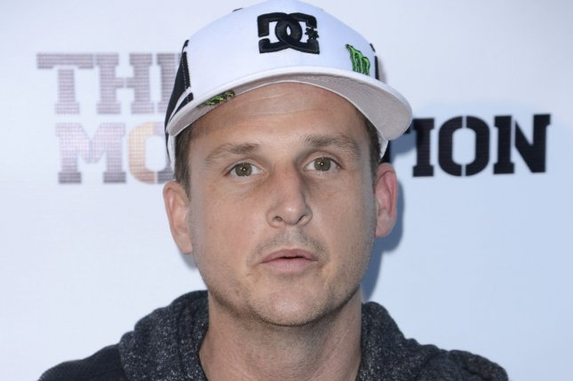 Rob Dyrdek at the Los Angeles premiere of The Motivation on July 30, 2013. The television personality welcomed a son over the weekend. File Photo by Phil McCarten/UPI