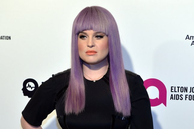 Kelly Osbourne attends the Elton John AIDS Foundation Academy Awards viewing party on February 28, 2016. File Photo by Christine Chew/UPI