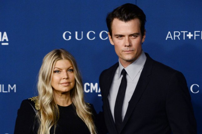 Josh Duhamel supports ex-wife Fergie following national anthem performance
