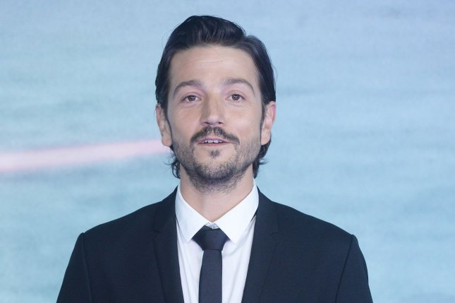 Diego Luna is being pursued by Michael Pena in the latest trailer for Narcos: Mexico. File Photo by Rune Hellestad/ UPI