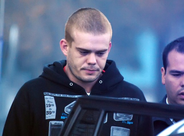 Joran van der, 20, confessed to qualified murder and simple robbery in Stephany Flores' 2010 death in a Lima, Peru hotel room. Van der Sloot, a citizen of the Netherlands, remains the prime suspect in the disappearance of Natalie Holloway on the island of Aruba in 2005. UPI/Dinko Eichin