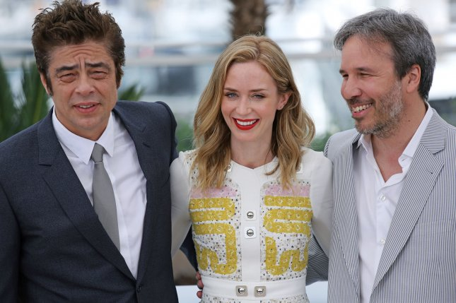 In response to reports of women being turned away from screenings at Cannes due to improper footwear, actress Emily Blunt said We shouldn't wear high heels. Photo by David Silpa/UPI