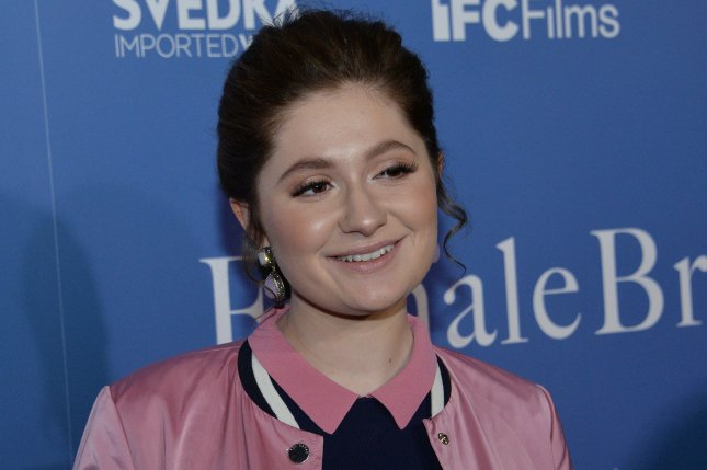 Emma Kenney is taking a break from the spotlight and social media amid some personal battles. File Photo by Jim Ruymen/UPI