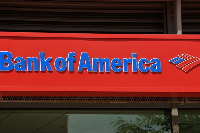 Bank of America said Monday it has received 177,000 applications for Congress's Paycheck Protection Program. Photo by Alexis C. Glenn/UPI