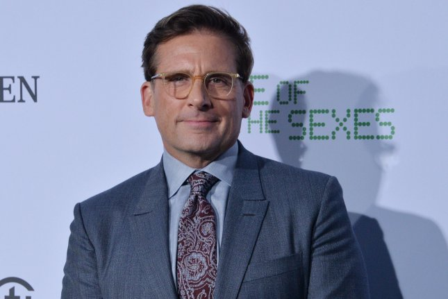 The Office alum Steve Carell. NBC is eyeing a revival of the comedy series that also starred John Krasinski and Jenna Fischer. File Photo by Jim Ruymen/UPI
