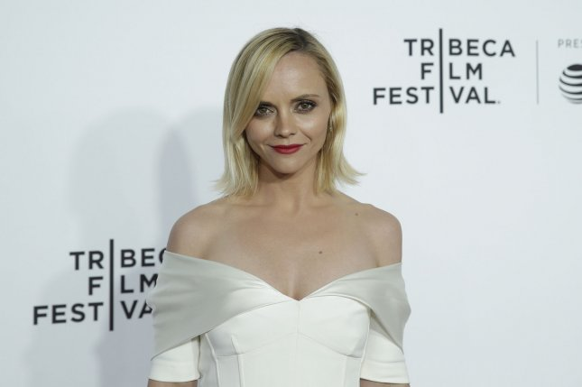 Christina Ricci is to star in Lifetime's Escaping the Madhouse: The Nellie Bly Story. File Photo by John Angelillo/UPI