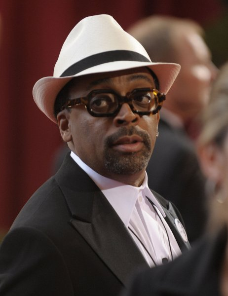 Director Spike Lee arrives for the 80th Annual Academy Awards at the Kodak Theatre in Hollywood, California on February 24, 2008. (UPI Photo/Phil McCarten)