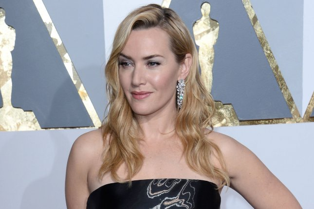 Actress Kate Winslet arrives on the red carpet for the 88th Academy Awards in Los Angeles on February 28, 2016. File Photo by Jim Ruymen/UPI