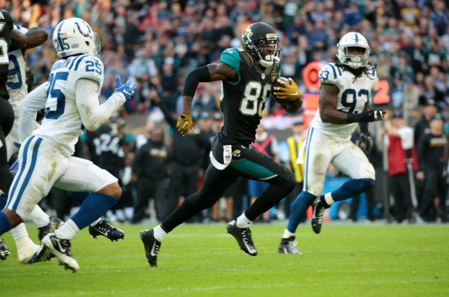 Allen Robinson recruiting former teammate Allen Hurns to join him in Chicago