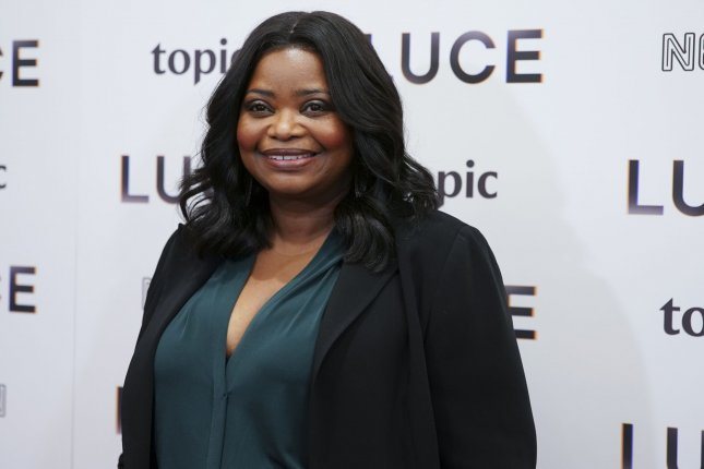Octavia Spencer's new show, Truth Be Told, premieres Friday on AppleTV+.   File Photo by John Angelillo/UPI