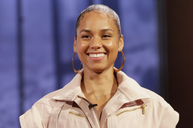 Alicia Keys has announced a new world tour that will begin in June. File Photo by John Angelillo/UPI