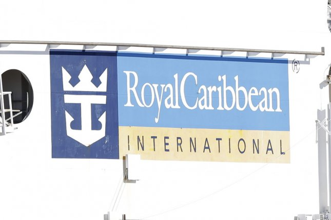 The family has sued Royal Caribbean for not installing barriers or placing signs at open windows on its ships. File Photo by John Angelillo/UPI