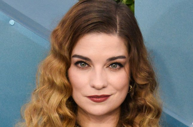 Annie Murphy is returning for a second season of the AMC sitcom, Kevin Can [Expletive] Himself.File Photo by Jim Ruymen/UPI