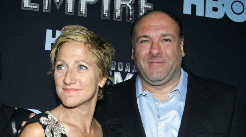 Edie Falco on Gandolfini: Tony and Carmela love story was 'one of the greatest'
