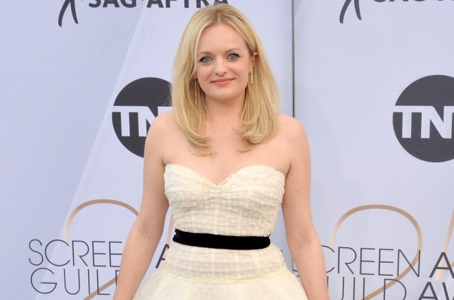 Elisabeth Moss will star in a new version of the classic monster movie The Invisible Man. File Photo by Jim Ruymen/UPI