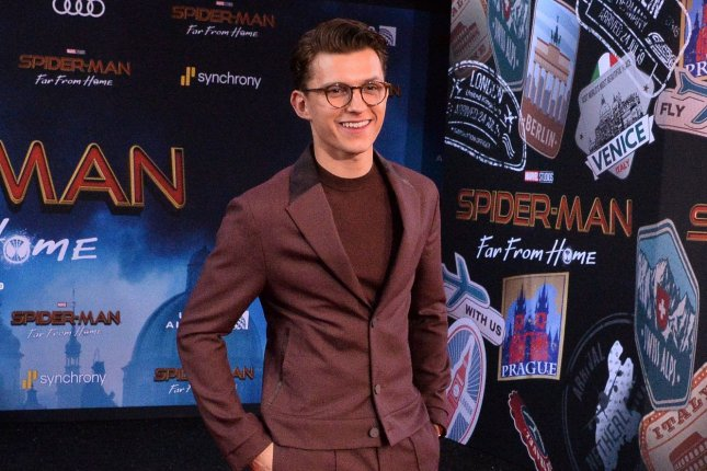 Spider-Man star Tom Holland. Sony, who owns the rights to the Spider-Man film series, will no longer be teaming up with Disney's Marvel. File Photo by Jim Ruymen/UPI