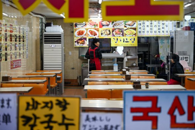 North Koreans in the South who start their own businesses struggle financially, according to a South Korean press report Tuesday. File Photo by Thomas Maresca/UPI