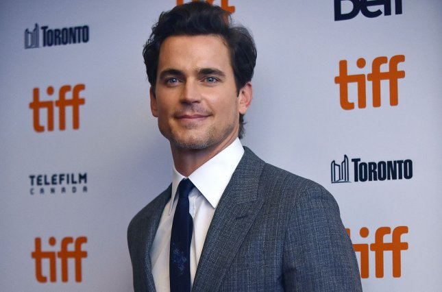 Matt Bomer has joined the cast of DC's Doom Patrol series. File Photo by Christine Chew/UPI
