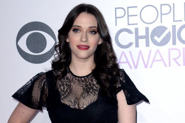 Actress Kat Dennings is set to star in Hulu's new comedy, Dollface. File Photo by Jim Ruymen/UPI