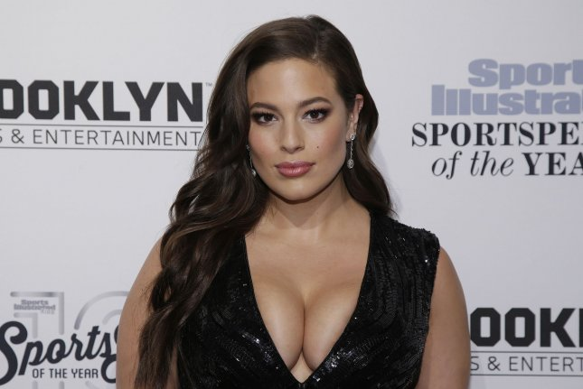 Ashley Graham at the Sports Illustrated Sportsperson of the Year ceremony for LeBron James on December 12, 2016. File Photo by John Angelillo/UPI